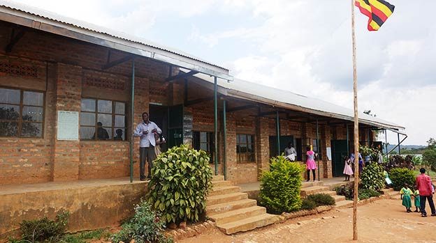 Equator School, Uganda, financed by Better Globe