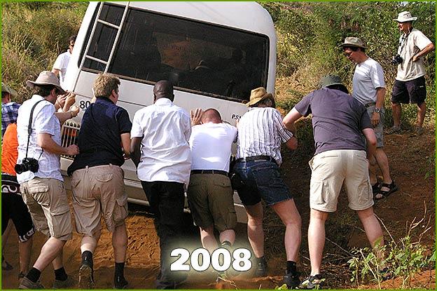 Customer trip 2008